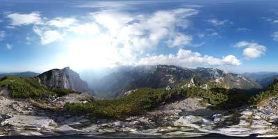 Konj je priljubljena gora v Kamniško-Savinjskih Alpah Nahaja se poleg Lučkega Dedca, ki je pod Ojstrico in nad Korošico. S Konja se vidi Velika planina nad Kamniško Bistrico.