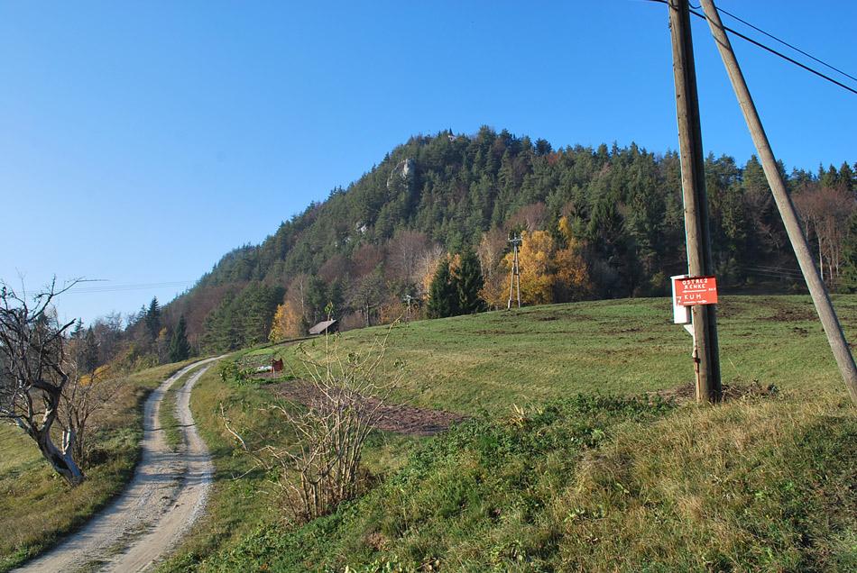 Na izlet od vasice Preveg pri Polšniku na Ostrež.