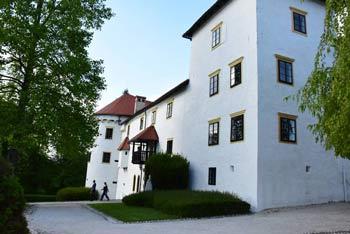 Bogenšperk je eden izmed najlepše ohranjenih gradov v Sloveniji, v njemu pa je utvarjal Janez Vajkard Valvasor.