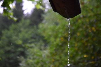 Debevčev mlin se nahaja v samotni dolini poleg kraškega izvira potoka Oševek in je priljubljem med okoličani.