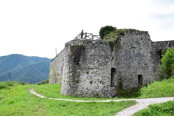 Kozlov rob je srednjeveški grad na vzpetini nad Tolminom.