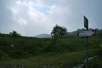 Matajur je primorska mejna gora med Slovensko Benečijo in Kobaridom.