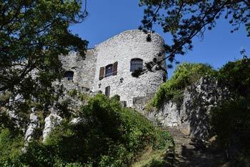 Socerb je starodavna utrdba na Kraškem robu z izhodiščem pod Tinjanom.