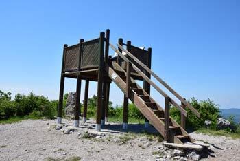 Volnik je razgleden vrh med Krasom in Tržašim zalivom. Z njega se odpre razgled na visok rob Trnovskega gozda.