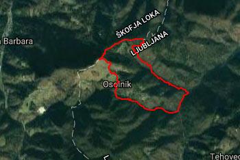 Osolnik je gologlav vrh nad Škofjo Loko s katerega se odpre razgled na Savsko ravan, Karavanke, Kamniško-Savinjske Alpe in na del Polhograjskih vrhov.