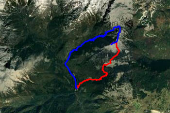Preko gore Konj poteka krožna pot, ki vodi iz Kamniške Bistrice preko Presedljaja in na južni strani preko planine Dol.
