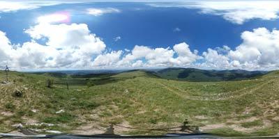Golič je najvišji vrh prostrane in zelo razgledne planote na severu Istre s katerega se vidijo najvišji vrhovi Čičarije.