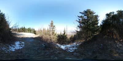 Ljubljanski vrh je hrib, ki se nahaja na prehodu kraškega sveta v nizek barjanski svet.