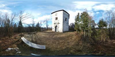 Sveti Jožef nad Preserjem je skrivnostna cerkvica na griču poleg Svete Ane nad Podpečjo.