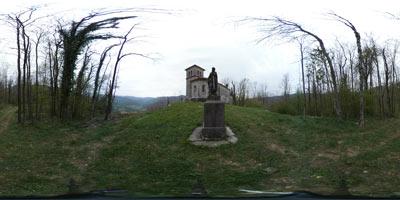 Sveti Pavel nad Ročinjem je manjša cerkvica na vzhodnih pobočjih Kolovrata v bližini Kambreškega. Znana je predvsem po kalvariji pri kateri se odpre razgled na Soško dolino.