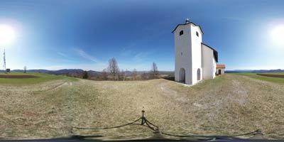 Veliki Osolnik se ponaša s cerkvijo svetega Lovrenca, ki stoji na robu njegovega prostranega vrha. Pot nanj je primerna tudi za mlajše otroke, saj pešpot ni prestrma, odpirajo pa se čudoviti razgledi na osrednji predel Slovenije.