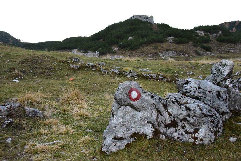 Preko planine vodijo poti tako proti Voglu, na primorsko stran ter proti Bogatinu.