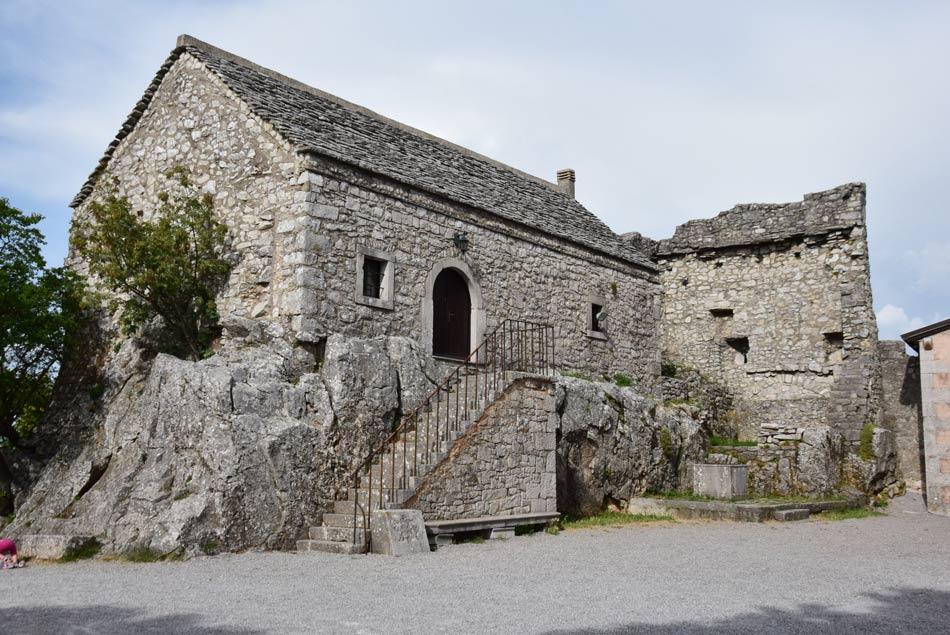 Srenjska hiša v Repentaboru.