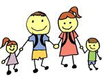 Družinski izlet do Kamnite mize je primeren tudi za otroke stare 2 do 3 leta.